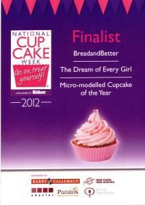 Cupcake Champion Finalist